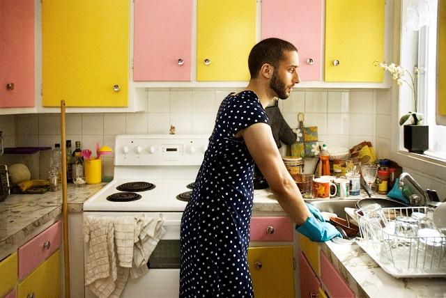 муж не работает