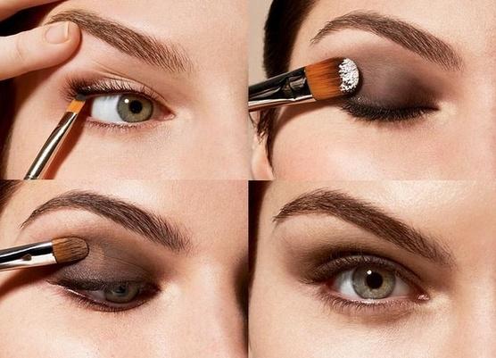 правильные естественный макияж